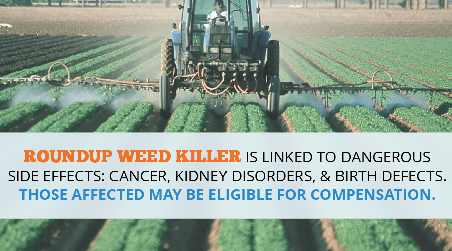 Roundup Weed Killer Cancer & Birth Defect Risks // Consumer Safety Watch