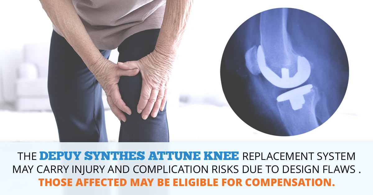 Depuy Sunthes Attune Knee Replacement System Lawsuit // Consumer Safety Watch