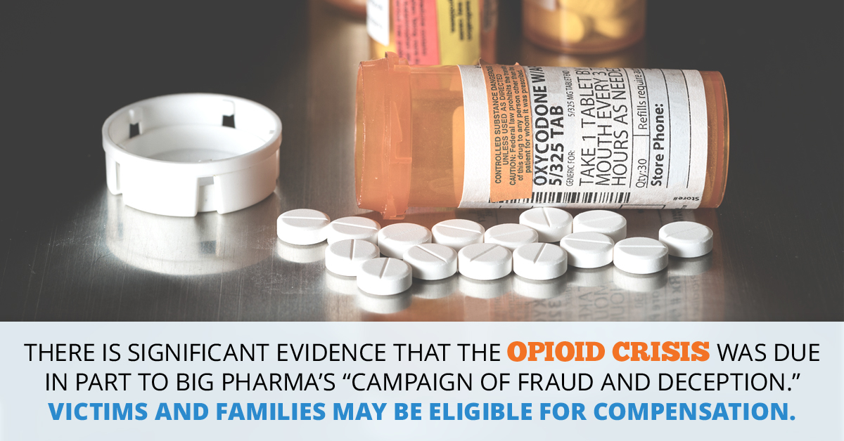 Opioid Abuse Lawsuits // Consumer Safety Watch
