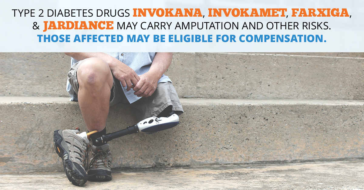 Diabetic Invokana Amputation Lawsuit // Consumer Safety Watch