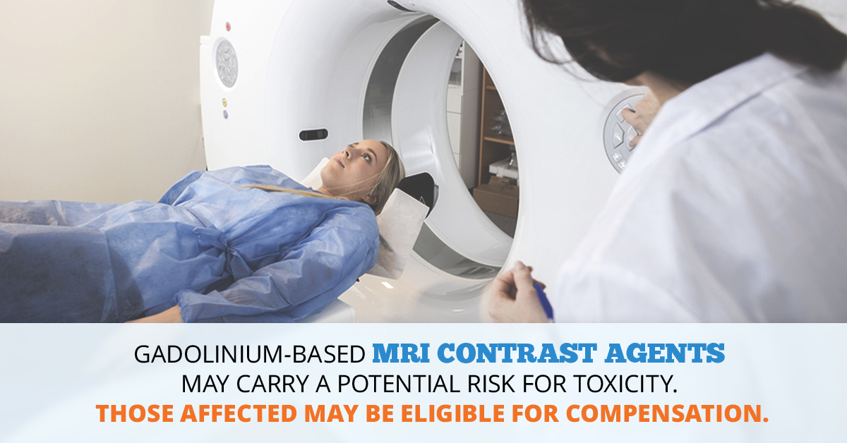 Gadolinium MRI Contrast Agents Lawsuit // Consumer Safety Watch