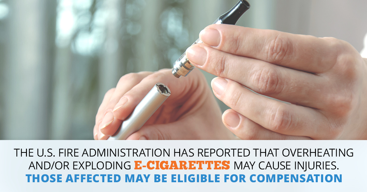 E-Cigarette Injury Lawsuit | Consumer Safety Watch