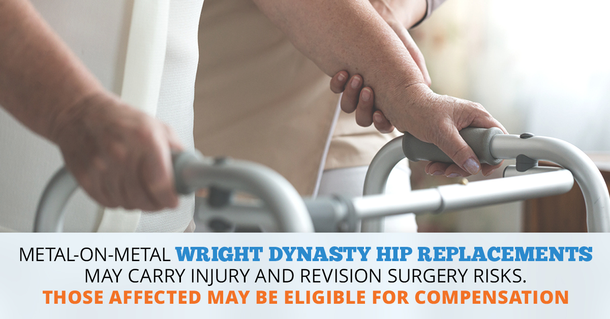 Wright Dynasty Hip Replacement Lawsuit | Consumer Safety Watch